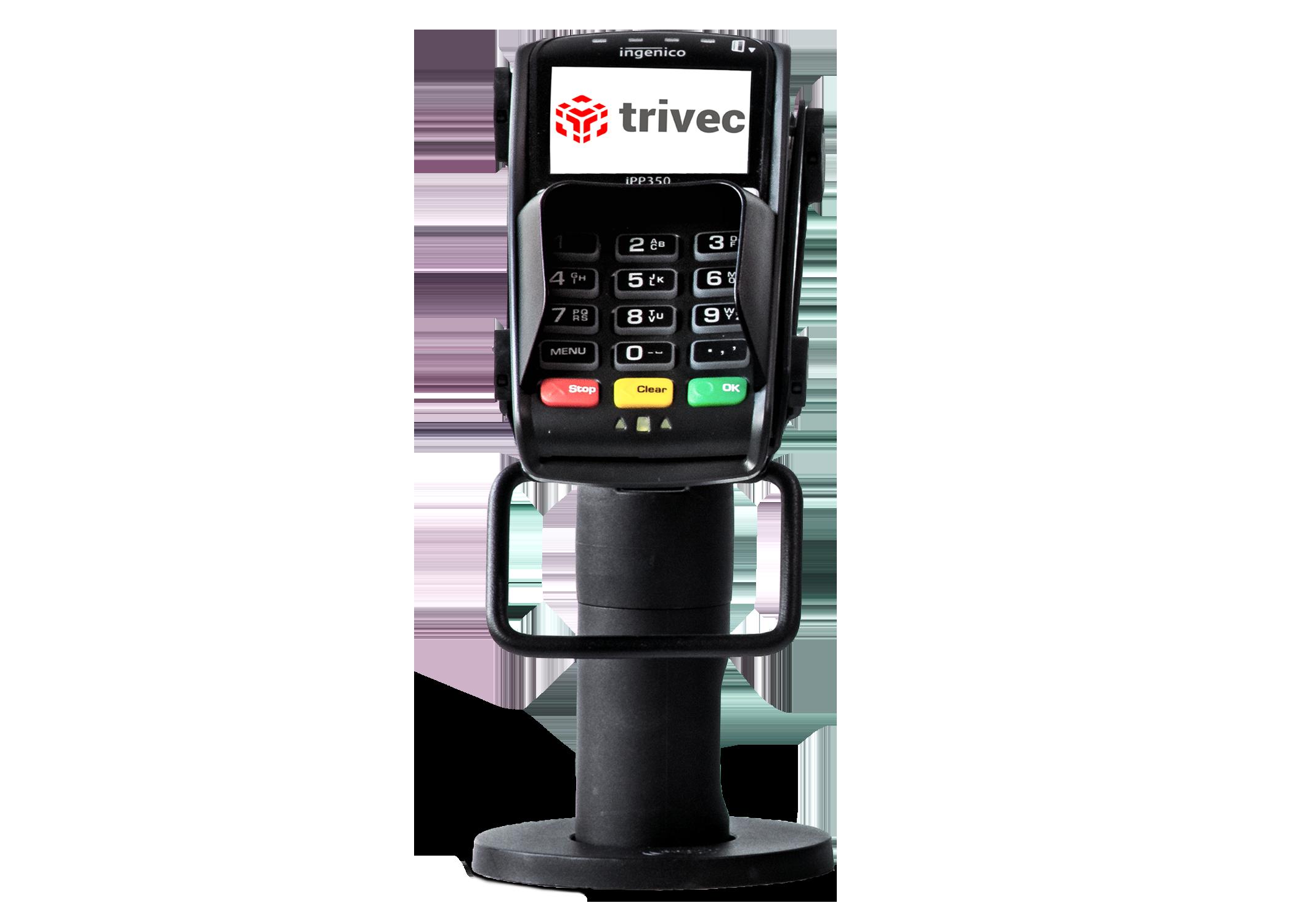Card terminal Trivec