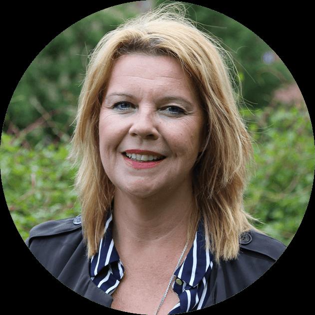 Carin Ericsson HR Manager Trivec