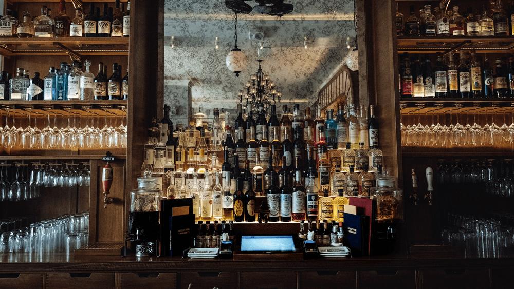 Liquor Control System