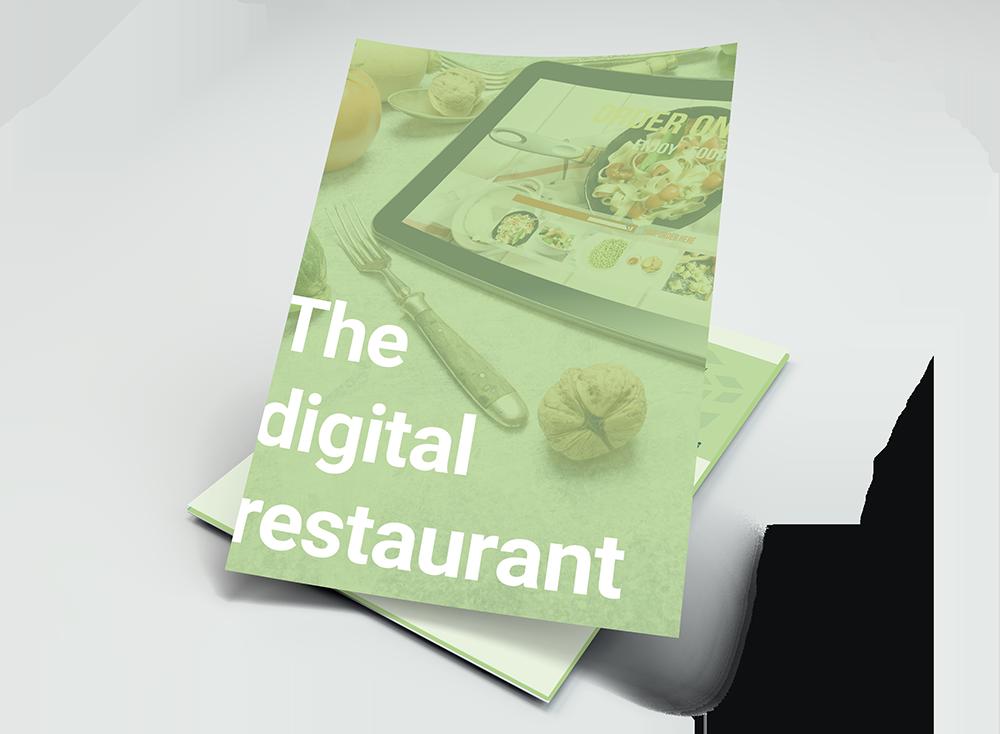 The Digital Restaurant transperant