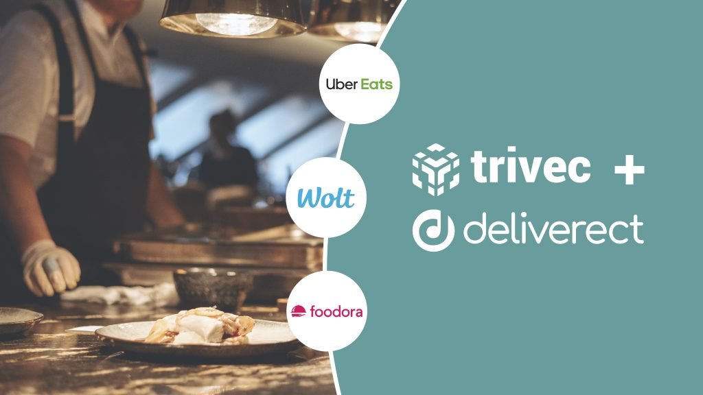 Trivec and Deliverect partnership