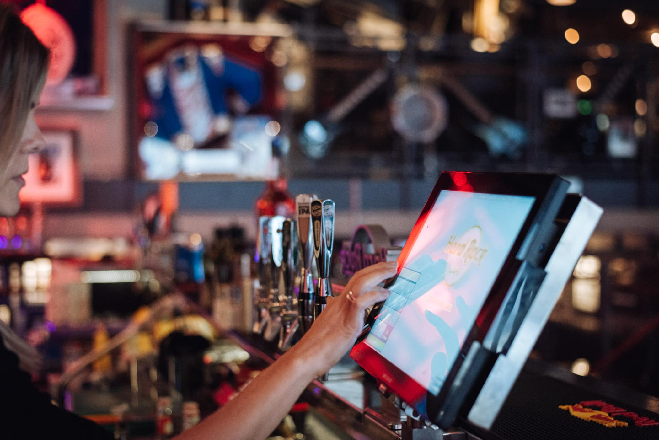 Leading POS system for restaurants, bars and hotel